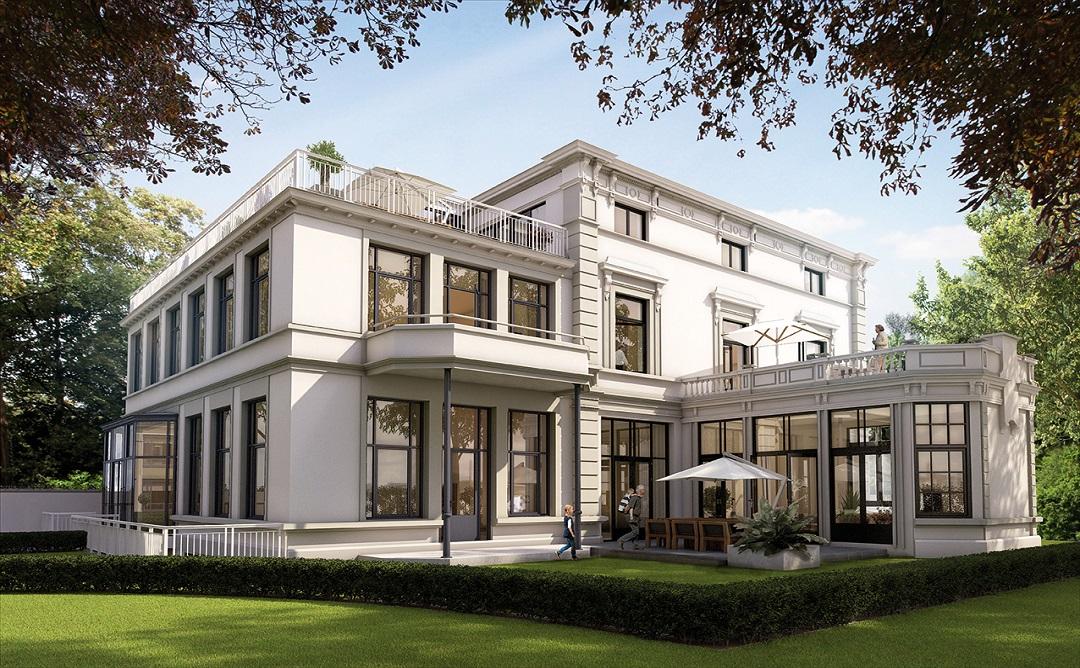 Interieurontwerper Den Haag : Sophia villa apartments den haag petra van trigt